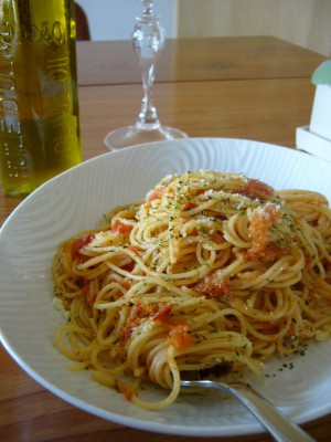 スパゲッティーポモドーロ